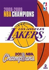 NBA - LA Lakers 08/09 & 09/10 Championship (DVD, 2011, 2-Disc Set) Region 4