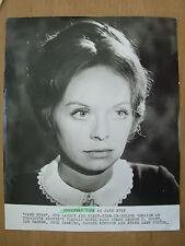 1970 TV FILM STILL PRESS PHOTO - JANE EYRE - SUSANNAH YORK