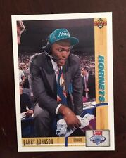 1991-92 Upper Deck Basketball Larry Johnson #2 RC