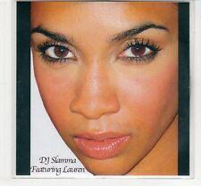 (EC670) DJ Slamma, ft Lauren, The Night Is Young - 2005 DJ CD