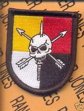 3rd Special Forces Airborne Beret Flash patch #2 CTT