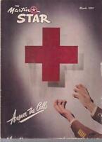 MARTIN STAR Aircraft Magazine March 1952