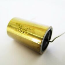 Obbligato Premium Gold Capacitor 0.47uF 630V for amplifier or speaker upgrade