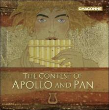 THE CONTEST OF APOLLO AND PAN USED - VERY GOOD CD