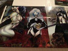 Lady Death 1994 Chaos Comics, 100 card set, Chromium cards