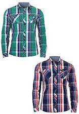 Langarm Herren-Freizeithemden