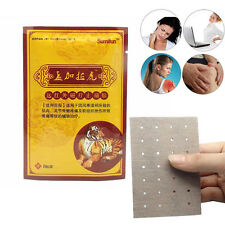16Pcs Pain Relieving Herbal Plaster Patches Muscle-Relief Injury Heat  Therapy