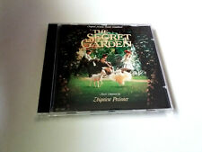 """ORIGINAL SOUNDTRACK """"THE SECRET GARDEN"""" CD 20 TRACKS ZBINIEW PREISNER BSO OST BA"""