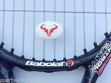 3PCS Nadal tennis racquet vibration dampener shock absorber free shipping
