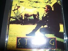 Sting (The Police) Ten Summer Tales (Australia) CD – Like New