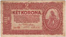 Ungarn - 1920 - 2 Korona (Két Korona) - Banknote