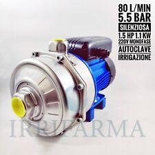 Elettropompa Centrifuga Bigirante Lowara CAM 70/45/B Hp 1,5 Pompa Motore