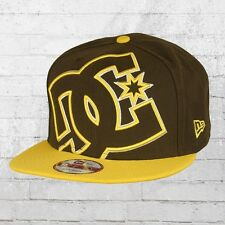 DC Shoes Kappe Double Up New Era Snapback Cap demitasse solid Mütze Haube Capi
