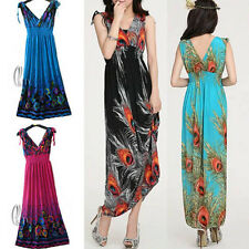Long Floral Petite Dresses for Women