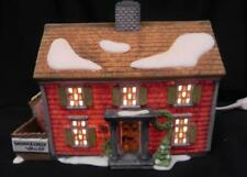 1990's Shingle Creek Lighted House from Dept. 56 New England Village Series