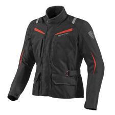 Blousons rouges textiles pour motocyclette taille XXL