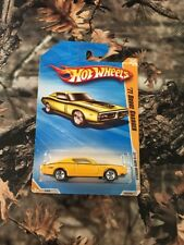 Hot Wheels 71 Dodge Charger 36 Of 44 Cars 2010 New Models New In Pack Yellow