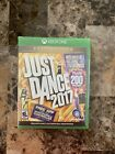 Just Dance 2017 (XBOX One) Factory Sealed - New!!