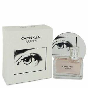Calvin Klein Woman by Calvin Klein Eau De Parfum Spray 1.7 oz for Women