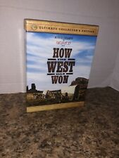 How the West Was Won (DVD, 2008, 3-Disc Set, Ultimate Collectors Edition)