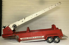 Nylint Aerial Hook N Ladder Fire Truck Trailer