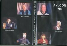 Doctor Who AYL Con 4 DVD 1996 Pertwee, C Baker, Sladen, Courtney, Jameson, Aldre