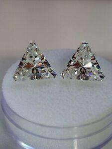 Fabulite strontium titanate ClearAntique/Vintage gemstone.new antique stock fb74