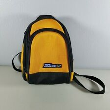 Game Boy SP Advance Backpack Carrying Case Orange With Black