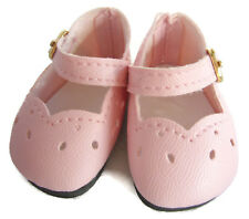 "Pink Shoes made for 14.5"" American Girl Wellie Wishers Doll Clothes"