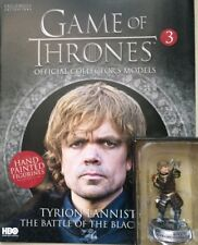 Game Of Thrones GOT Official Collectors Models #7 Tyrion Lennister Figurine NEU