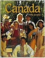 Canada the People [Lands, Peoples, and Cultures] by Kalman, Bobbie , Library Bin