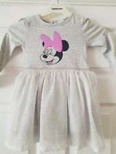 BNWT DISNEY BABY MINNIE MOUSE DRESS SIZE 6-9 MONTHS