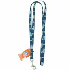 NFL Miami Dolphins Small Pet Guinzaglio Cane Walk Blu Navy DN8702 Piombo K9