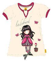 CAMISETA NIÑA GORJUSS LADYBIRD Girl T-Shirt Maglietta T-Skjorte Футболка Gorjuss
