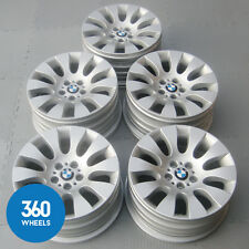 NEW GENUINE BMW 7 SERIES ELLIPSOID 91 ARMOURED E67 745 LIS 245 490 ALLOY WHEELS