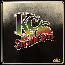 KC & THE SUNSHINE BAND - KC & The Sunshine Band (LP) (EX-/VG)