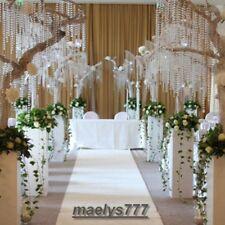 GUIRLANDE DIAMANT décoration de mariage salle vase baptême fêtes noel  10mmx10M