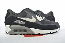 NEW Nike Air Max 90 Essential ANTHRACITE GRANITE BLACK 537384-035 sz 8.5