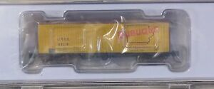 Rapido N Scale 37' Meat Reefer Dubuque 63016 NEW 521006