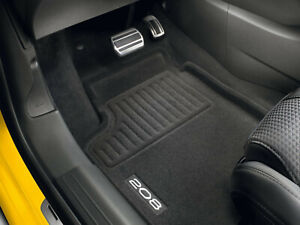 Original Paßform Fußmatten, Schalenmatten, Peugeot 208 II vorn - 1648527280