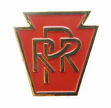 Railroad Hat-Lapel Pin/Tac  - Pennsylvania (PRR) Keystone #1002-L  - NEW