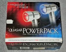 New Baby Quasar Red & Blue PowerPack Skin Rejuvenating & Acne Clarifying System