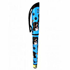 Bernese Mountain Dog Lovers Pen Refillable Gift Puppy E & S Pets Many Breeds