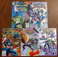 Skrull kill Krew #1-5 (5 numéros, complet) (Marvel 1995, Morrison/Millar)