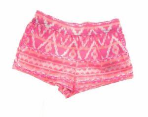 Osh Kosh B'gosh Infant Girls Neon Pink Shorts Summer Size 18 Months
