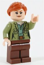 LEGO JURASSIC WORLD 75930 CLAIRE DEARING MINIFIGURE CLARE SECRET EXHIBIT DINO