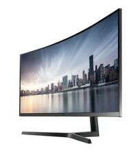 """Samsung LC34H892WJEXXY 34"""" 100Hz Ultra-Wide QHD USB-C Curved Business Monitor"""