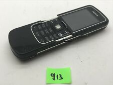 Nokia 8600 Luna - Black (Unlocked) Cellular Phone Aj913