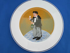 Dinner Plate Creation Guy Buffett, Collection Perrier Jouet,EXCELLENT Condition