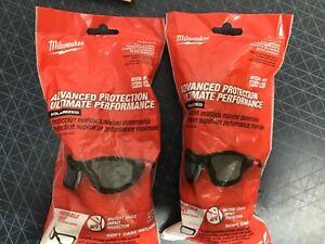 Milwaukee 48-73-2046 polarized safety glasses